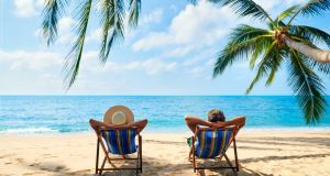 Holidays to the sun will be one destination for Irish savers post-vaccination. Photograph: iStock