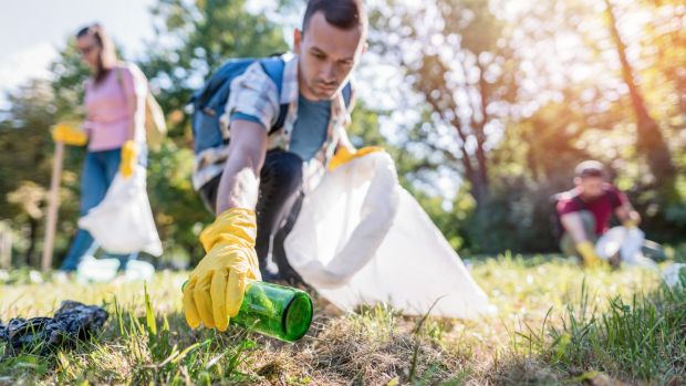 Help to beautify your area. Photograph: Getty