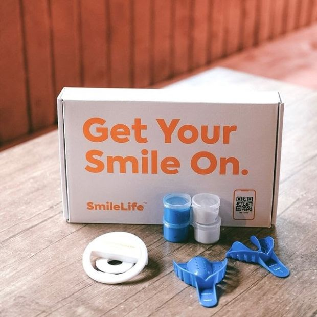 After you qualify for treatment you can order an Impression Kit.