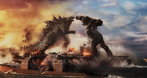 Godzilla and Kong: Not really evil, just clumsy