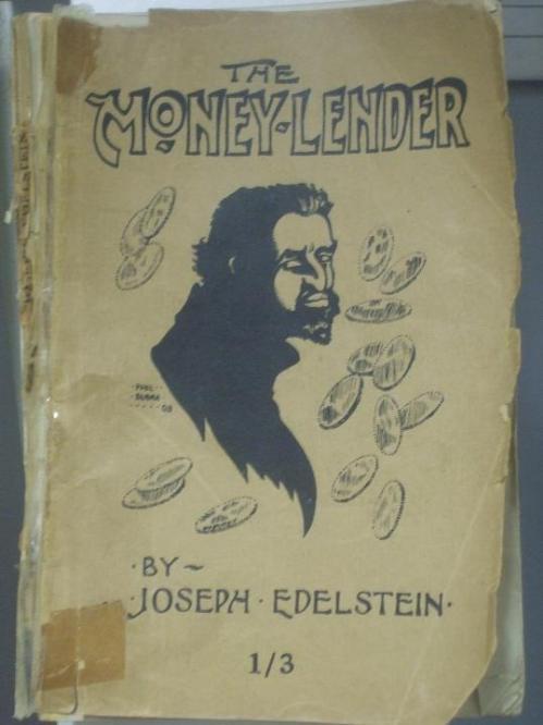 The Moneylender by Joseph Edelstein
