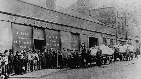 Altman Stores in Dublin