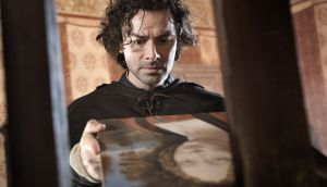 Aidan Turner as Leonardo Da Vinci: One gets the sense he does not savour the celebrity that came with his star-making performance in Poldark.