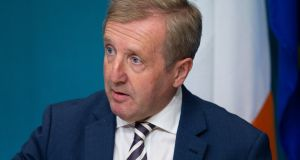 Fine Gael TD Michael Creed said it was 'entirely unacceptable'  that the most senior official in the Department of Health  contacted RTÉ about the programme. File photograph: Tom Honan