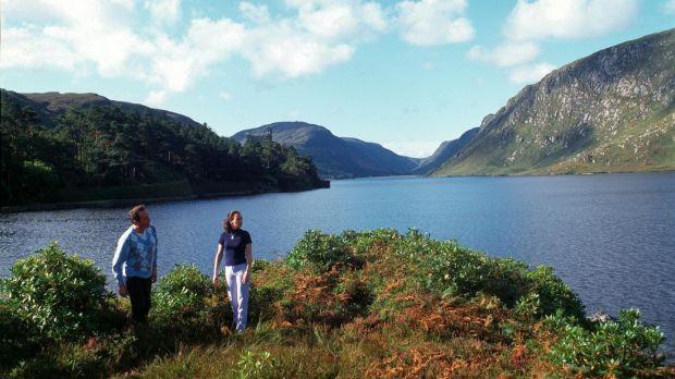 Glenveagh National Park, Lough Veagh Donegal