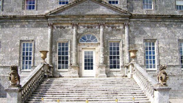 Russborough House and Gardens, Blessington, Co Wicklow