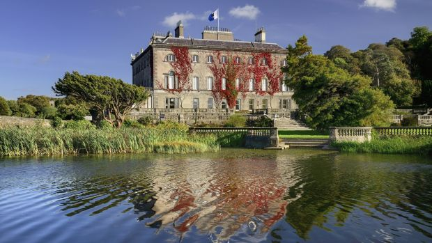 Westport House in Mayo. Photograph: Eye Ubiquitous/Universal Images Group via Getty Images