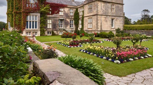 Muckross House and garden near Killarney is a major tourist attraction
