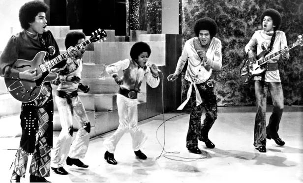 The Jackson 5 performing on television, 1969: 'Michael was the greatest entertainer of them all' . Photograph: Getty Images