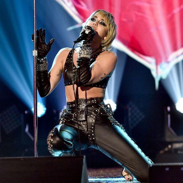 Miley Cyrus.  Fotografía: Alberto E Rodriguez / Getty
