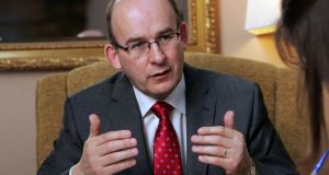 Jim Woulfe, chief executive of the Dairygold Co-Operative Society. Photograph: Matt Kavanagh