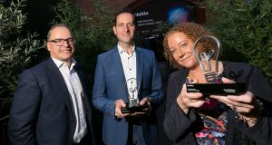 Deloitte FS Innovation Awards a springboard to further success for TransferMate