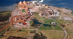Aughinish Alumina: An Bord Pleanála has ruled that a proposed extension of an extraction facility at Europe's largest alumina plant can be considered a strategic infrastructure development.