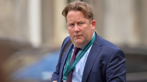 In the Fianna Fáil parliamentary party there is growing concern about Minister for Housing Darragh O'Brien. Photograph: Alan Betson