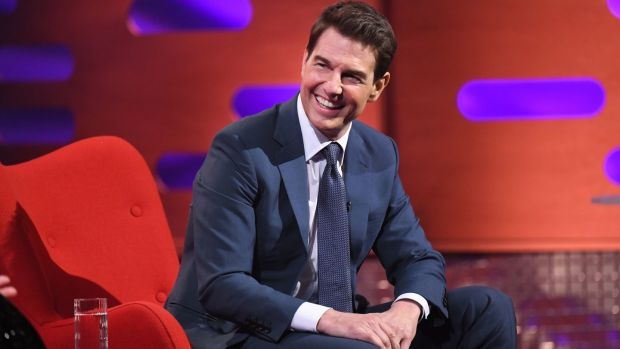 Hollywood royalty Tom Cruise was one of the guests on an episode of BBC One's The Graham Norton Show postponed on Friday night. Photograph: So TV / PA Media