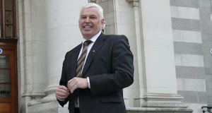 Des Travers, chief executive of DPD Ireland