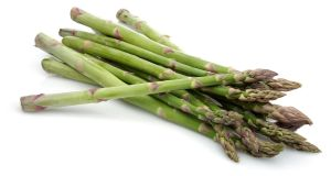 Due to its short season, asparagus is still a hot commodity. Photograph: iStock