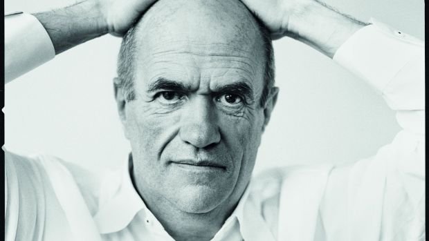 Boland: Journey of a Poet, a new theatrical production, is edited by Colm Tóibín. Photograph: Brigitte Lacombe