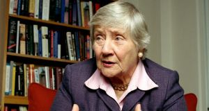 Shirley Williams in 2015. Photograph: Eamonn McCabe/The Guardian
