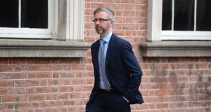 Minister for Children Roderic O'Gorman has asked officials to advance proposals by the end of this month, after which he will meet church leaders to discuss the findings of the commission of investigation into the homes. Photograph: Dara Mac Dónaill/The Irish Times