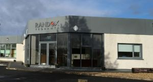An internal memo was 'sent in error' to staff working at the Randox Teoranta plant. Image: Google