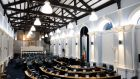 Far from being the valued second house of parliament as contemplated in our Constitution, the Seanad is once again a creature of political intrigue and artifice. Photograph: Tom Honan for The Irish Times