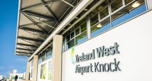 Knock, Donegal and Kerry  regional airports will split almost €4.8m under the existing Regional Airports Programme, with Knock receiving €2.2m