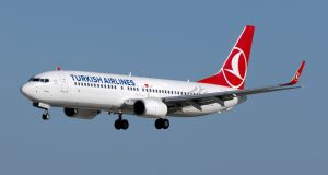 A boy  claimed he was scalded and suffered burns when a cup of tea was knocked out of his hand on a Turkish Airlines flight due to a mishap by a member of cabin crew. Photograph: iStock.