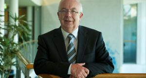 Property Industry Ireland chairman David O'Connor