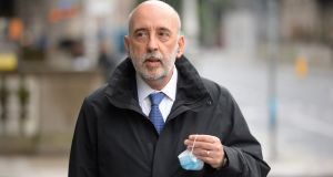 Central Bank governor Gabriel Makhlouf: Government faces some hard policy choices when it comes to continuing or jettisoning Covid-19 supports.  File photograph: Dara Mac Dónaill/The Irish Times
