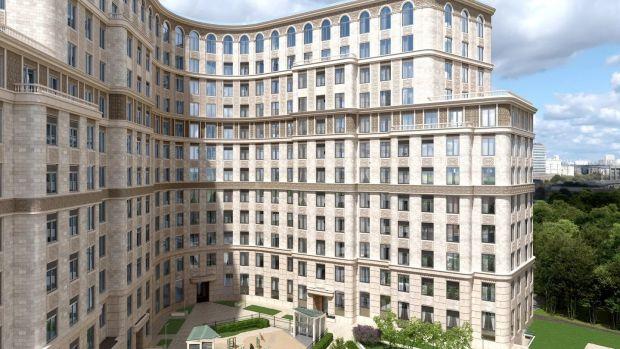 Un apartament cu un dormitor într-un bloc de 200 de apartamente din capitala Rusiei caută puțin sub 280.000 de euro