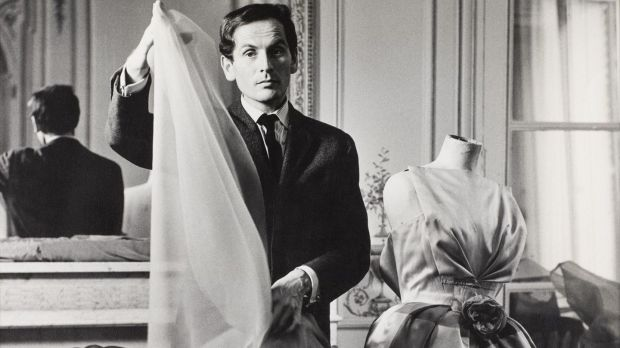 Born in Italy, Pierre Cardin fled Mussolini with his parents to suffer a tough upbringing as exiles in France.