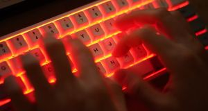 As everyone moved online during social distancing, organised crime did not miss one of the manifold opportunities for illicit behaviour. Photograph:  Sean Gallup/Getty Images