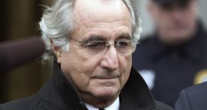 Bernard Madoff promised stellar returns to his A-list clients and instead defrauded them of more than $19 billion. Photograph: Bloomberg