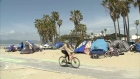 LA divided on how to deal with homeless encampments on Venice beach