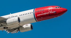 In March, the High Court approved a restructuring scheme for Norwegian Air and the other Irish-based subsidiaries. Photograph: iStock