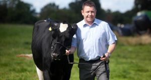 Former Bóthar chief         executive David Moloney. The allegations against him include         that the charity funded a €10,000 hay shed on a farm he owns.         File image: Press 22