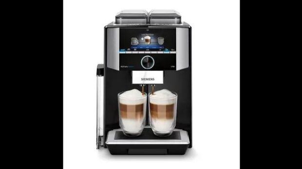 Siemens EQ9 S700 Plus Connect: If you like your coffee, this machine is right up your street. It's easy to use, with both  a regular and  barista mode.