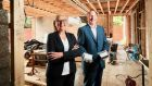 Julie and Davy Gray are the driving forces behind ViperClip, a non-conductive staple that secures electric cables to wooden joists and other structures five times faster than existing fixing systems.