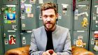 Will Young: 'I was nervous about wearing red trainers in case people thought I was gay.' Photograph: Shirlaine Forrest/WireImage via Getty