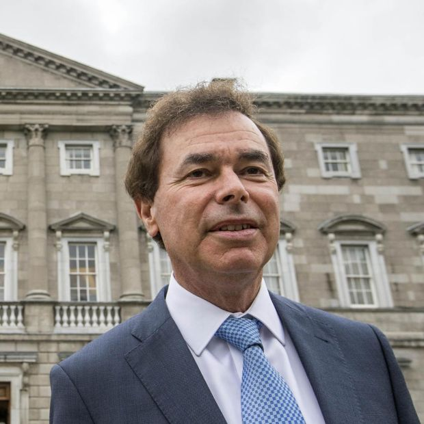 Alan Shatter: 'If you're Jewish, there is an extra layer of abuse you got'. Photograph: Brenda Fitzsimons