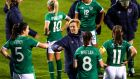 Ireland manager Vera Pauw will lead the team once again in qualifying. Photo: Ryan Byrne/Inpho