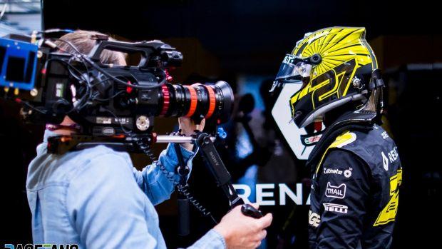 Grand Prix Brazylii 2019 Formuły 1 w São Paulo.  Zdjęcie: Vladimir Rys
