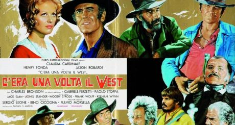 The Movie Quiz: Pick out the non-Sergio Leone film title – in Italian