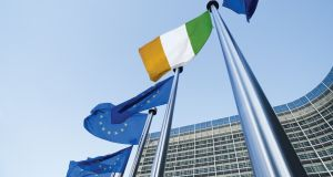 The Government is set to launch plans to increase the number of Irish people being hired into the European Unions institutions.  Photograph: iStock/Getty