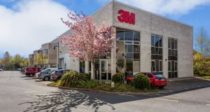 3M accounts for some 25% of the rental income at 2050 Orchard Avenue, Citywest Business Campus. Photograph: Alex Urdaneta