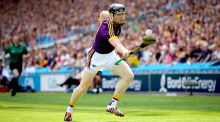 Diarmuid O'Keeffe and Wexford meet Laois this weekend. Photograph: Ryan Byrne/Inpho