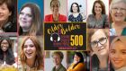 Older & Bolder: this evening's event is a celebration of the award-winning Irish Times Women's Podcast, which was launched in 2015