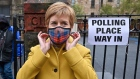 Scottish independence centre stage as country goes to the polls