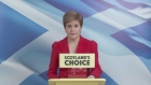 Sturgeon to press ahead for Scottish independence referendum